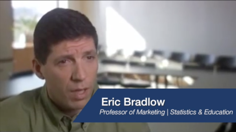 Marketing Professor Eric Bradlow on how Wharton is uniquely positioned to train the academic thought leaders of tomorrow